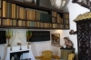 Library, Dalí's house at Portlligat