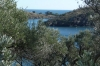 View from the patio, Dalí's house at Portlligat