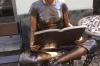 Girl reading, Presov SK