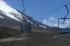 Chairlift on the Osorno Volcano CL