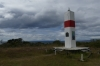 O'Higgins Lighthouse. Straits of Magellan Park CL