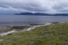 Looking across the strait. Straits of Magellan Park CL
