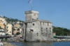 The old fort in Rapallo