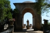 Statue of Ceres (goddess of Harvests), Villa Cimbrone, Ravello