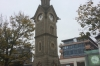 The clock tower at Aylesbury UK