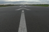 Southern runway,  Tempelhofer Feld, the old Berlin Tempelhof Airport DE