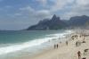 Ipanema Beach, Rio de Janeiro BR