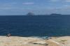 Isla Cagarra from Ponta do Arpoador, Rio de Janeiro BR