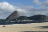 Sugar Loaf from Flamingo Beach, Rio de Janeiro BR