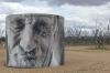 Winton Wetlands CFA Water Tank by Guido Van Helton VIC
