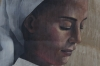 Devenish Art Silo by Cam Scale, Devenish VIC