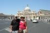 Vatican visit, Rome IT