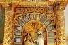 Church of San Pedro Andahuaylillas PE 3 - Altarpiece of the Holy Family