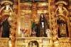 Church of San Pedro Andahuaylillas PE 4 - Altarpiece of the Lord of Earthquakes