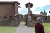 Redisntial area, Raqchi archaeological site, San Pedro PE