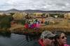 Uros Floating Islands of Lake Titicaca PE