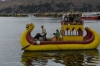 Uros Floating Islands of Lake Titicaca PE
