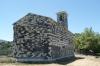 St Michel de Murato - black and white granite church, Corsica FR
