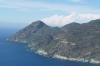 Coastline looking north from Canari, Corsica FR