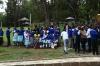 School group. Thompson Falls, Kenya