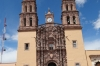 Parish Church of Our Lady of Sorrows, where Miguel Hidalgo made his famous call for Mexico's independence, Dolores Hidalgo