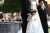 Wedding photos in Plaza Principal, Dolores Hidalgo
