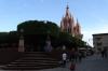 Plaza Principal (El Jardin) and Parroquia de San Miguel Arcangel, San Miguel de Allende