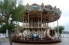 Merry-go-round in Parque de Alderdi Eder, San Sebastian