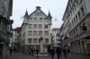 Old town of St Gallen