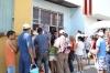 Queues. Life in Santiago de Cuba CU