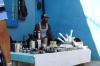 Street stalls. Life in Santiago de Cuba