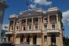 Government building opposite Museo Municipal Emilio Bacardi Moreau, Santiago de Cuba CU