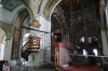 Renovation works inside Catedral de Nuestra Sanora de la Asuncion, Santiago de Cuba CU