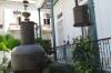 Old distillery in the Museo de Ron (rum), Santiago de Cuba CU