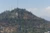 The broken fenicular to Cerro San Cristobal, Santiago CL