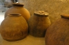Winemaking in stone jars (like ancient Georgian wine), Bodegas RE Vineyards, Casablanca Valley CL