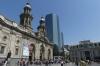 Metropolitan Cathedral, Plaza de Armas, Santiago CL