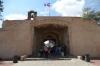 Gates to Parque Independencia
