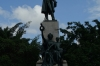 Statue to Juan Pablo Duarte, one of the founders of the Independent Republic