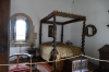 Mistress's bedroom. Alcazar de Colon (Diego Columbus), Plaza de Espana, Santo Domingo