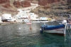 The marina at Oia