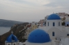 Oia, not a very good sunset