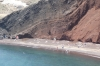 Kokkini (red) Beach near Akrotiri, Santorini GR