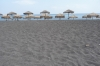 Beach at Vlichada, Santorini