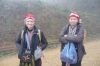 Walk to the village of Lao Chai of H'Mong people, Sapa VN