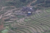 Terraced farming between Lao Cai & Sapa