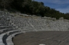 Ancient Theatre (3rd Century). The Sanctury of Asclepius, Batrint AL