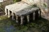 Roman baths, Batrint AL