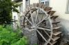 Watermill. Rheinfells at Neuhausen CH