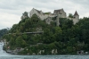 Schloss on Shauffhausen side of Rheinfells at Neuhausen CH